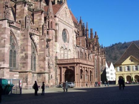 Basílica de Friburgo