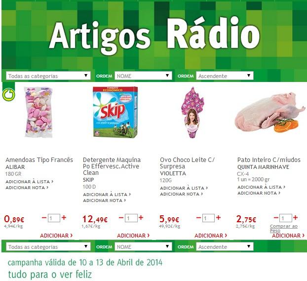 Novas Promoções | JUMBO | de 10 a 13 abril - Arigos radio