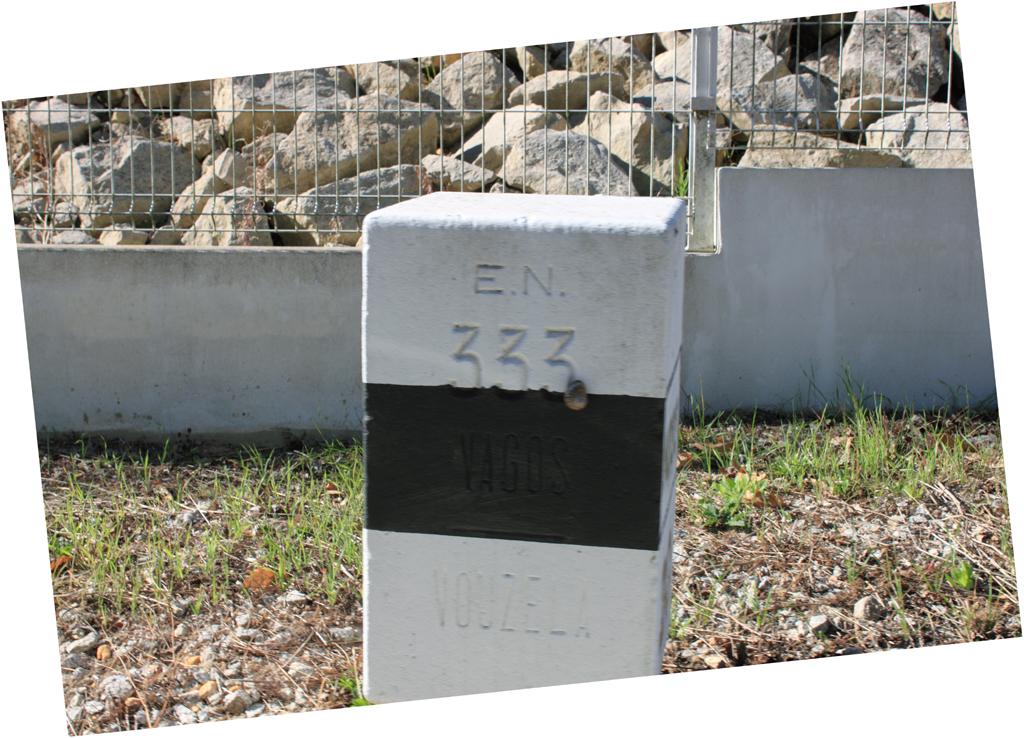 E.N. 333, km, 20, Piedade, 2011