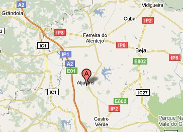 aljustrel mapa Fotos de Portugal   Aljustrel   O Fotos de Portugal aljustrel mapa