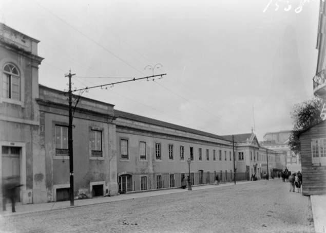 Real Fábrica das Sedas, c. 1907-08