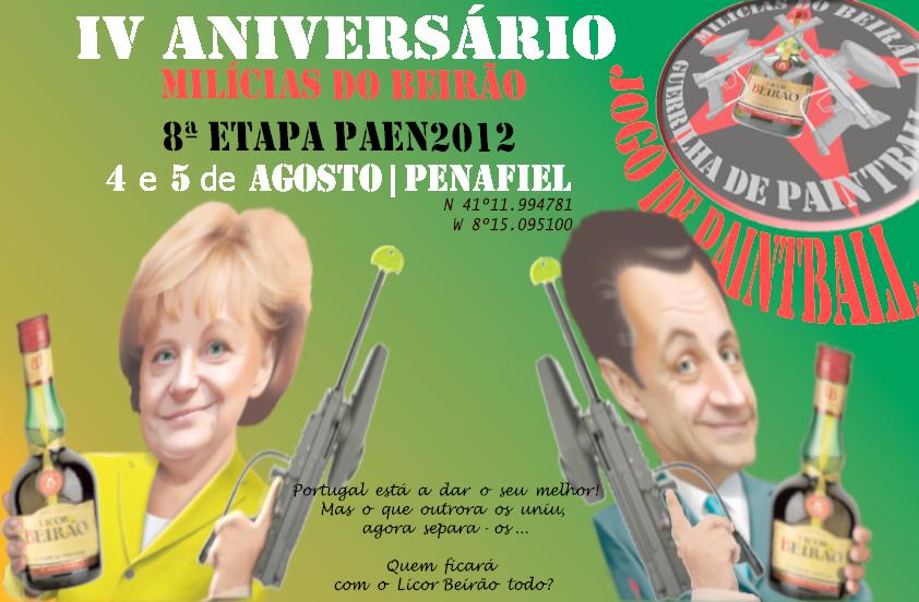 4º ANIVERSÁRIO MILÍCIAS DO BEIRÃO - 8ª ETAPA PAEN 12930505_ZrQSS