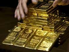 O ouro está na origem do forex