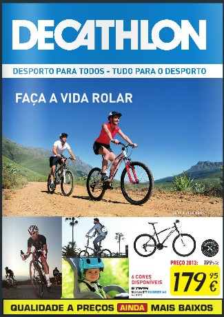 Novo folheto | DECATHLON | de 11 a 27 abril, Especial Ciclismo