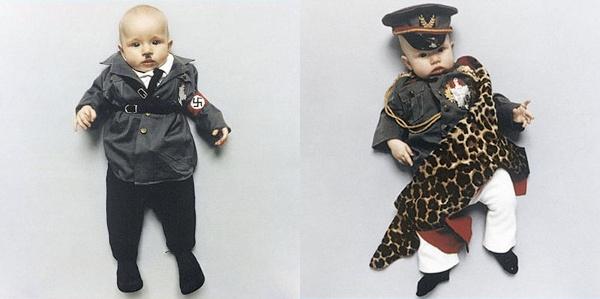 ditadores de fraldas