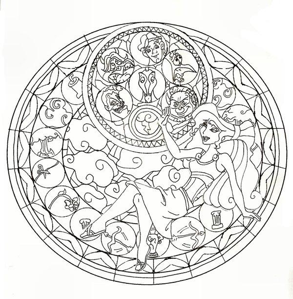 Pinta o Hércules # 4 - A Magia da Disney