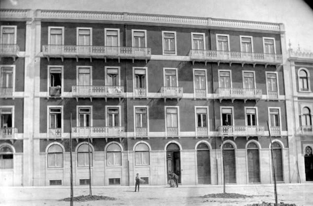 Av. D. Amélia, 86-86A, Lisboa (1898-1908)