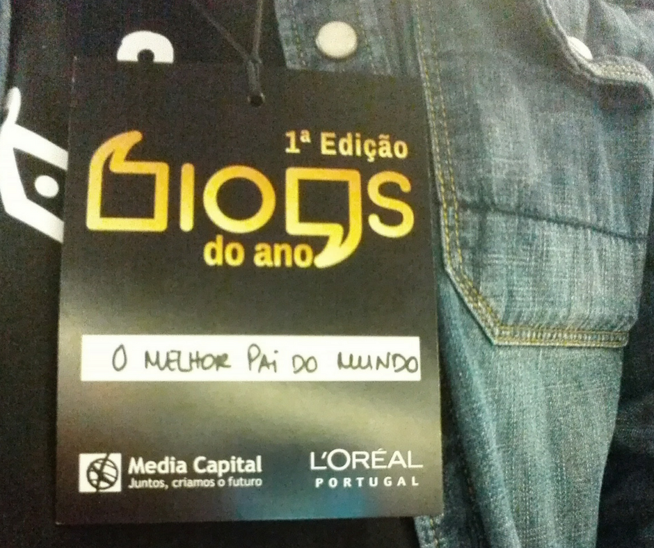 Blogs do Ano - Entrega Prémios