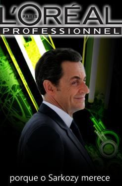 Porque o Sarkozy Merece