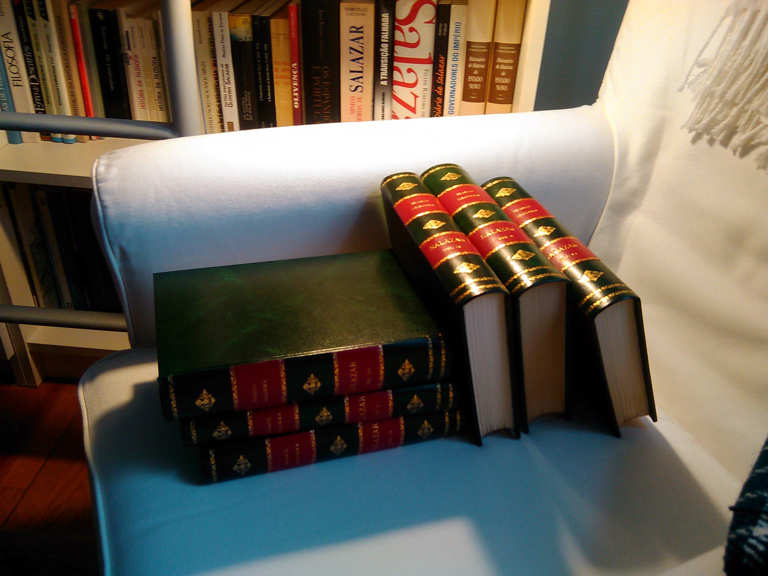 Franco Nogueira, Salazar, 6 vols., Coimbra/Porto, Atlântida/Civilização, 1977-1985