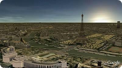 passear em Paris