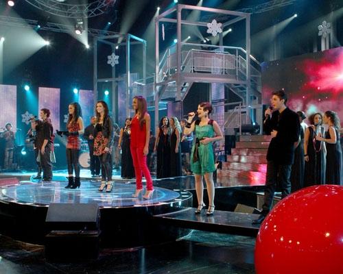 Gala do concurso televisivo Ídolos