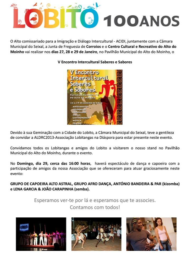 CONIVITE PARA DOMINGO DIA 29 DE JANEIRO DE 2012