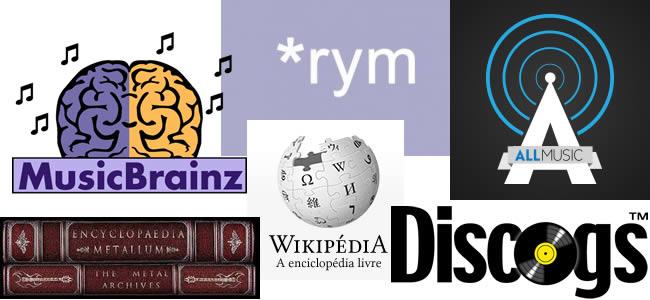 bases de dados de música