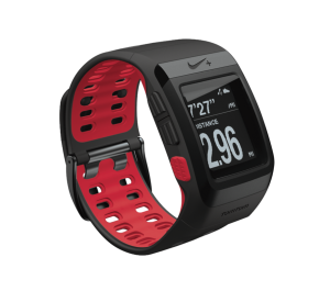 Nike+SportWatch GPS powered by TomTom_Antracite_Vermelho_1