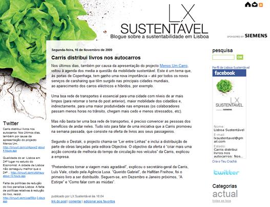LX Sustentável