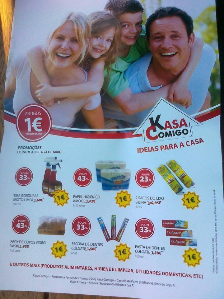 Promoções lojas | KASA COMIGO | até 24 maio
