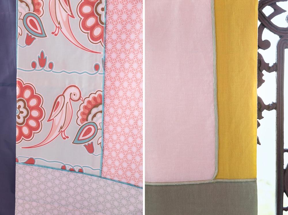 Detalhes toalhas Milpanos