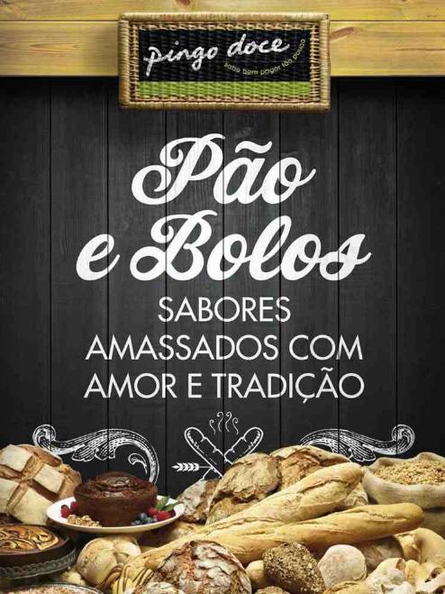 Novo Folheto | PINGO DOCE | Pão e Bolos
