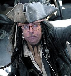 o ministro pirata