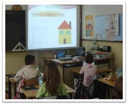 Magalhães na sala de aula