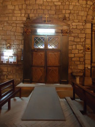 Interior da Igreja Matriz, Chaves