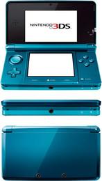 Imagem da consola de vídeo jogos Nintendo 3DS