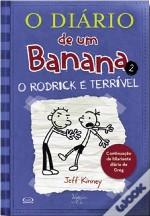 O Diário de um Banana 2 - O Rodrick é terrível