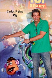 toy story 3 pig