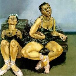 As avestruzes bailarinas, Paula Rego