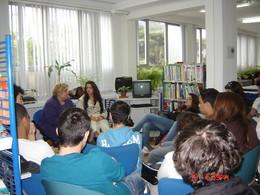 Caderno de Memórias Coloniais - 3ª sessão, na BE